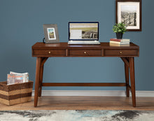 Load image into Gallery viewer, Flynn Large Desk, Walnut