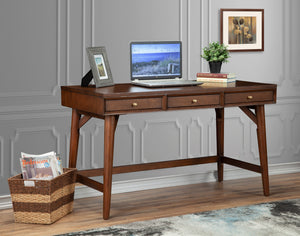 Flynn Large Desk, Walnut