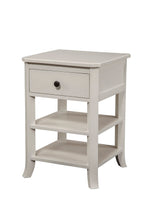 Load image into Gallery viewer, Baker Nightstand, White