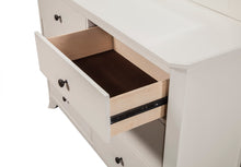 Load image into Gallery viewer, Baker Dresser, White