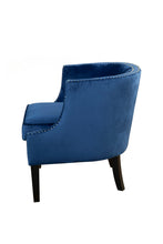 Load image into Gallery viewer, Royal Accent Chairs, Blue