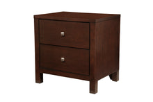 Load image into Gallery viewer, Solana Nightstand, Cappuccino