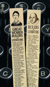 Literature Ruler Collection