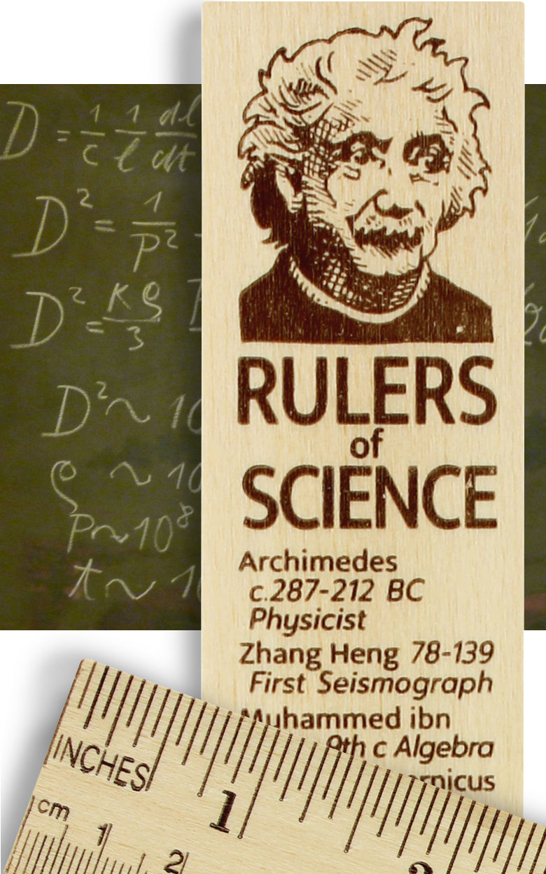 Rulers of Science