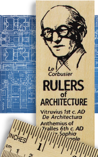 Rulers of Architecture