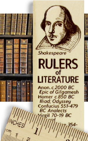 Rulers of Literature