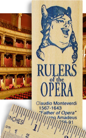 Rulers of the Opera