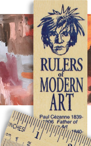 Rulers of Modern Art