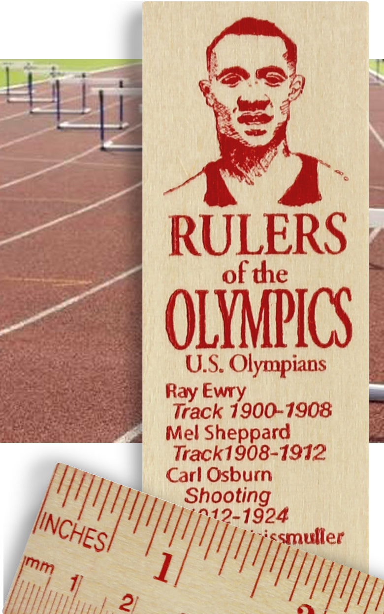 Rulers of the Olympics