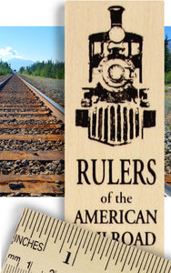 Rulers of the American Railroad