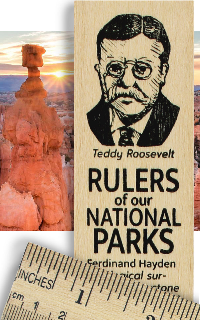 Rulers of our National Parks