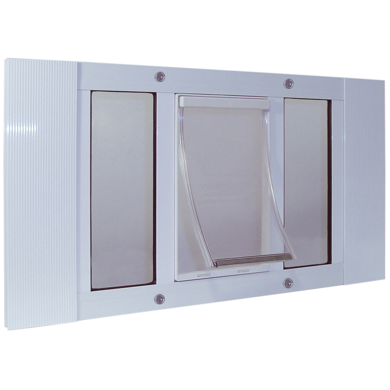 Ideal Pet Products Aluminum Sash Pet Door 23""