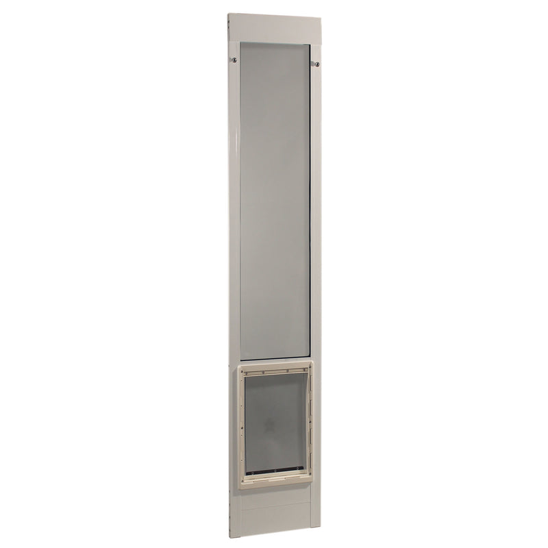Ideal Pet Products Fast Fit Pet Patio Door Super Large 80 in.