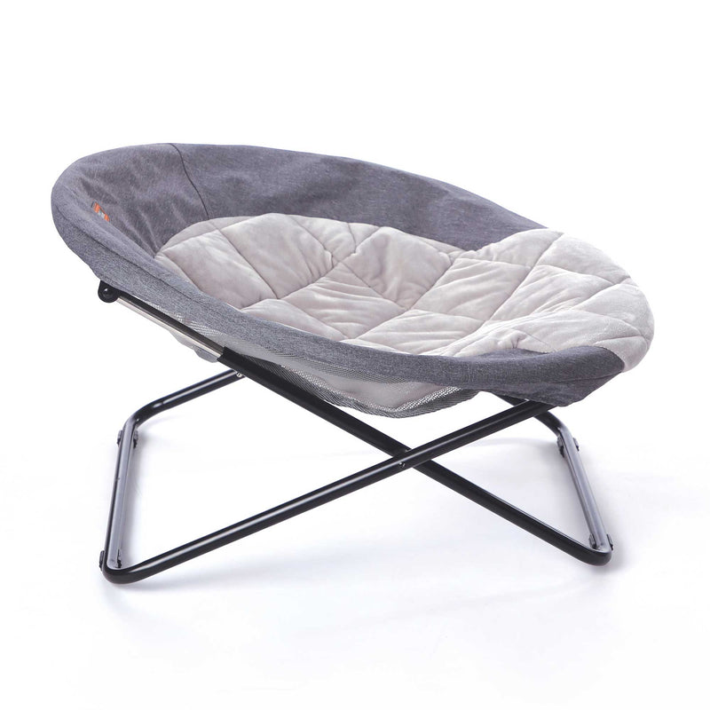 Elevated Cozy Cot Gray