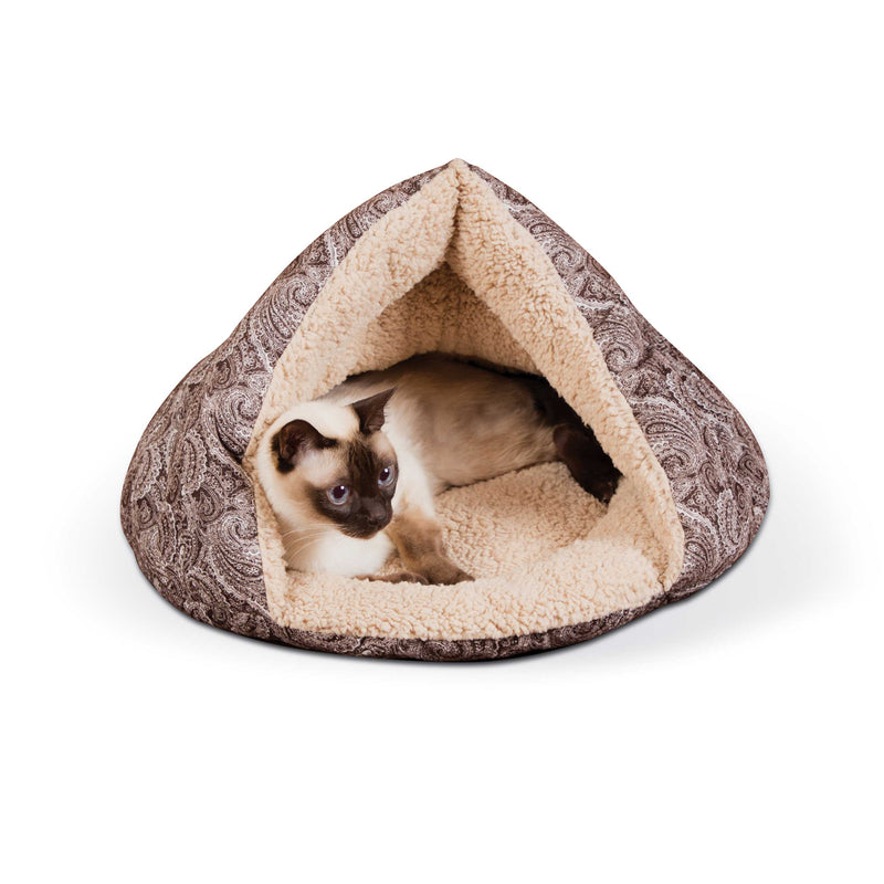 K&H Pet Products Self-Warming Kitty Hut