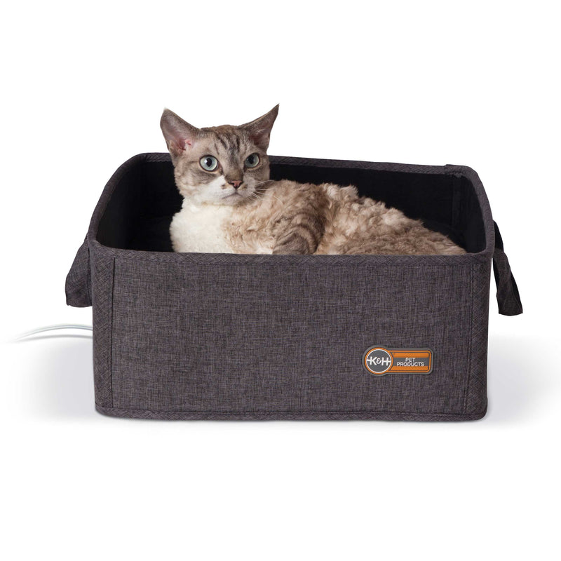 K&H Pet Products Thermo-Basket Pet Bed