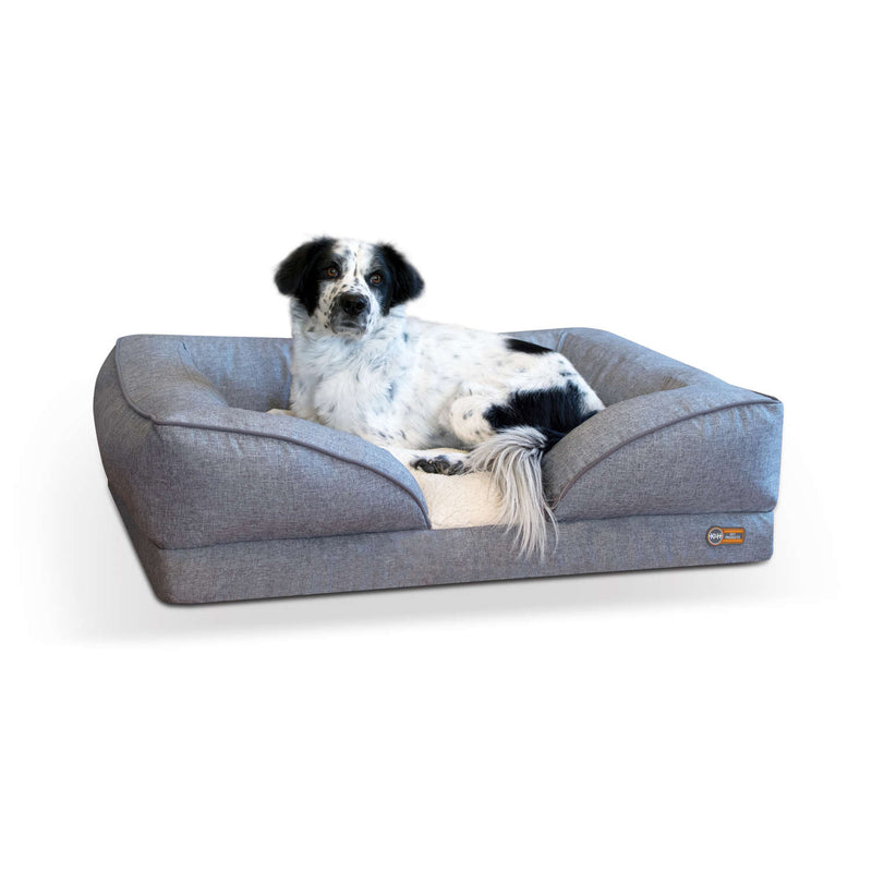 K&H Pet Products Pillow-Top Orthopedic Pet Lounger