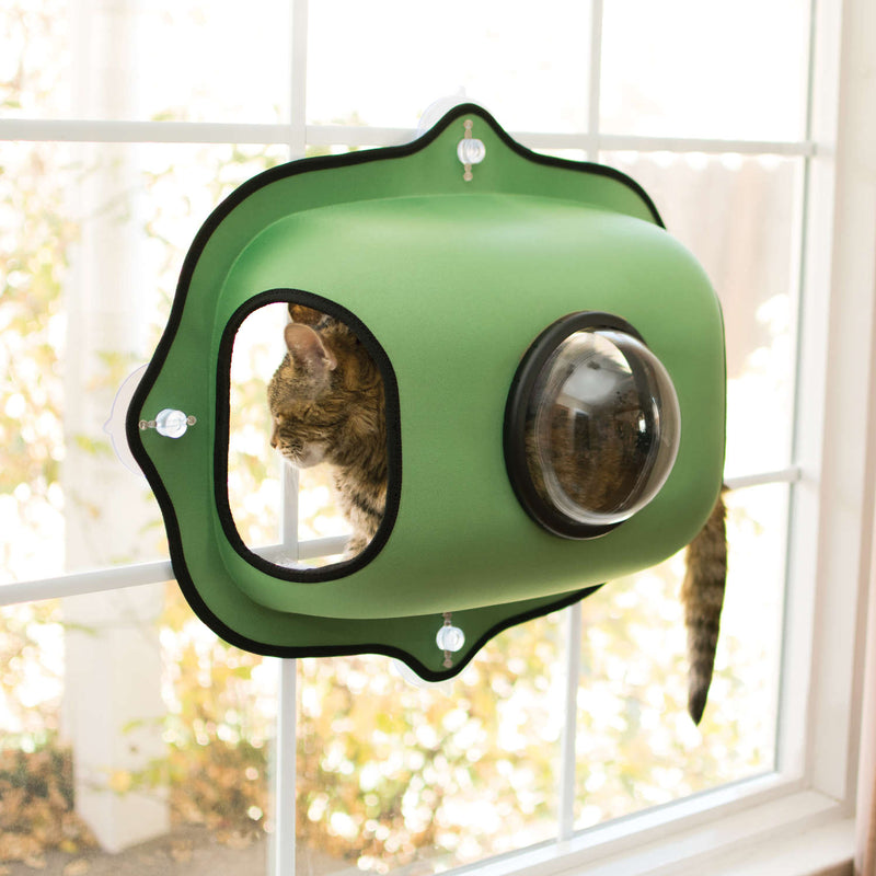 K&H Pet Products EZ Mount Window Bubble Cat Pod