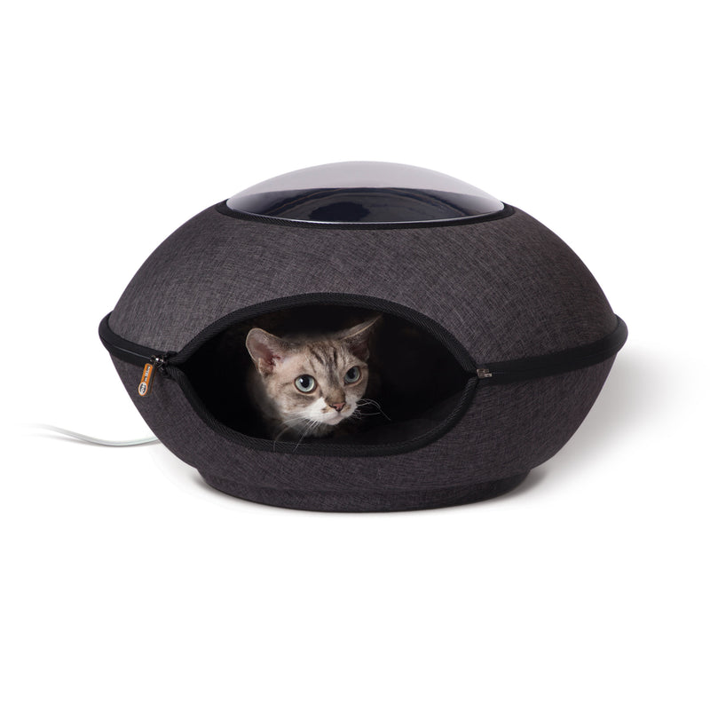 K&H Pet Products Thermo-Lookout Cat Pod