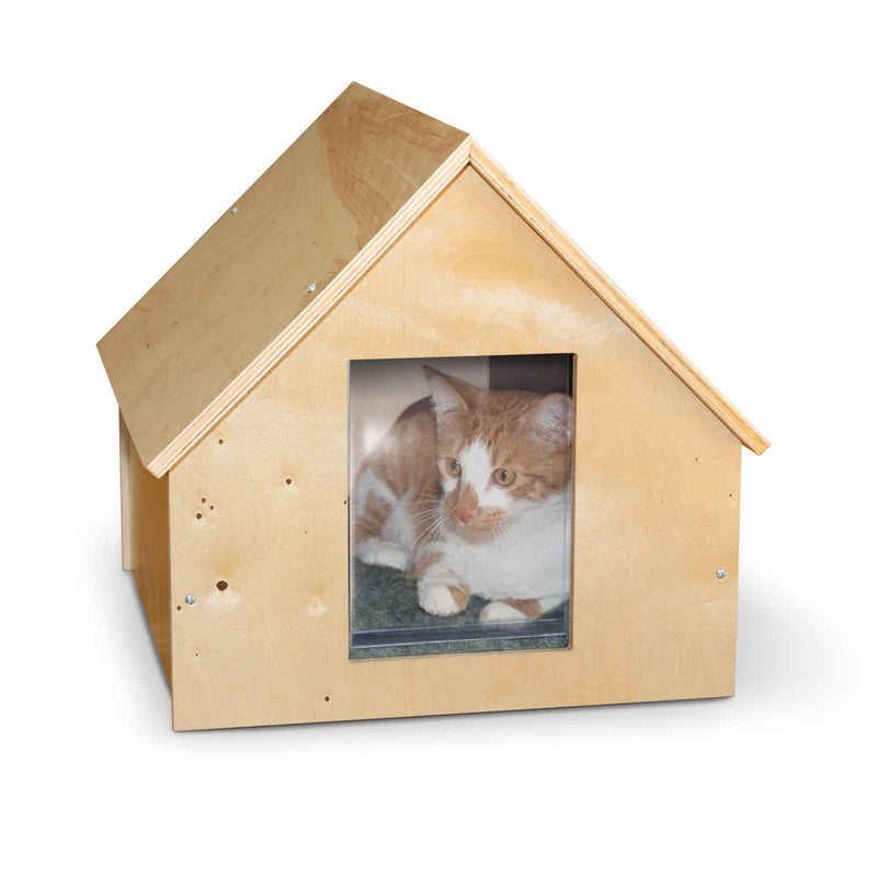 K&H Pet Products Birdwood Manor Kitty House