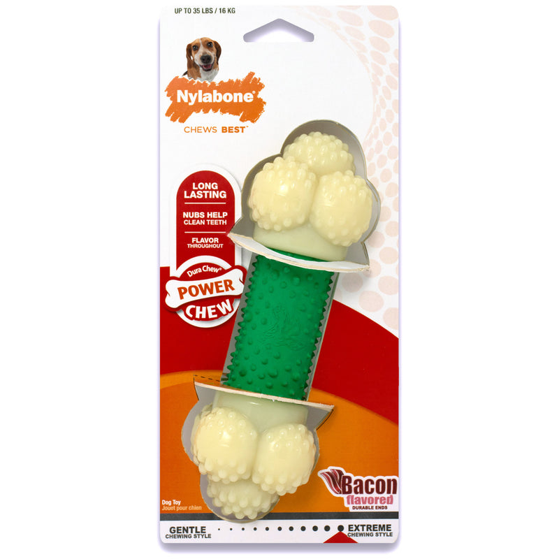 Nylabone Power Chew Double Action Chew Toy