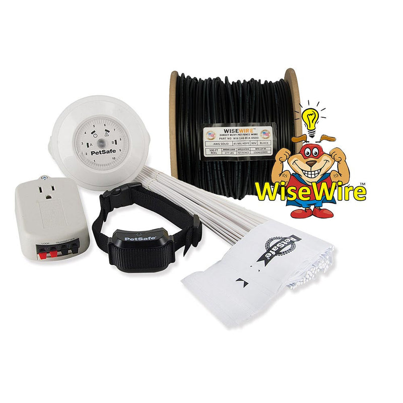 PetSafe YardMax Fence System with WiseWire