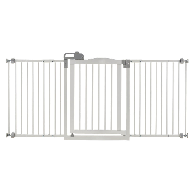 Richell One-Touch Wide Pressure Mounted Pet Gate II