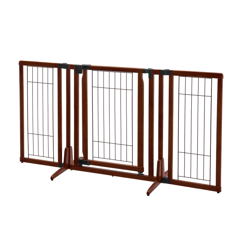 Richell Premium Plus Freestanding Pet Gate
