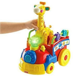Amazing Animals Sing & Go Choo-Choo (Discontinued) Toy
