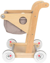 Load image into Gallery viewer, Baby First Steps Activity Walker Walker Kids Walker Wooden Baby Walker Baby Balance Push Toy Car Rollover Prevention for Kids Trolley Toys Children Kids Boys and Girls
