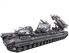 Load image into Gallery viewer, Tank Building Blocks, 3663 Parts Military Building Blocks Tank Construction Toy kit for Children and Adults Compatible