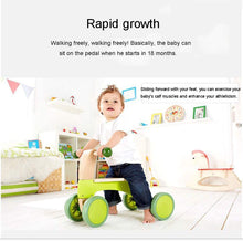 Load image into Gallery viewer, Children's Push Balance Vehicle Walker Multifunction Baby Walker Defense Rollover Child Wooden Baby Toy Car.