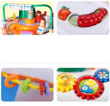 Load image into Gallery viewer, Toddlers, Toy for Boys and Girls Musical Learning Table Music Baby Toys Preschool Educational Games Activity Center Gifts Early Educational Toy Table for Toddler Children Preschool Education