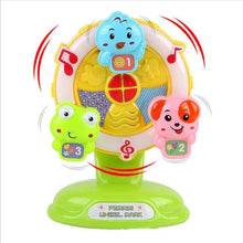 Load image into Gallery viewer, Toddlers, Toy for Boys and Girls Music Ferris Wheel Early Education Story Machine Baby Table Early Education Educational Toys for Children Gifts for Toddler Children Preschool Education