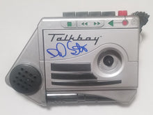 Load image into Gallery viewer, Daniel Stern - Signed Talkboy