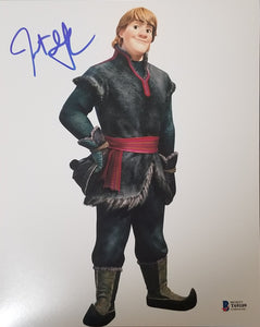 Jonathan Groff - Signed Kristoff 8x10 Photo