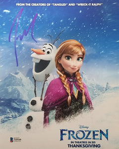 Josh Gad - Signed Olaf Frozen 8x10 Photo #8