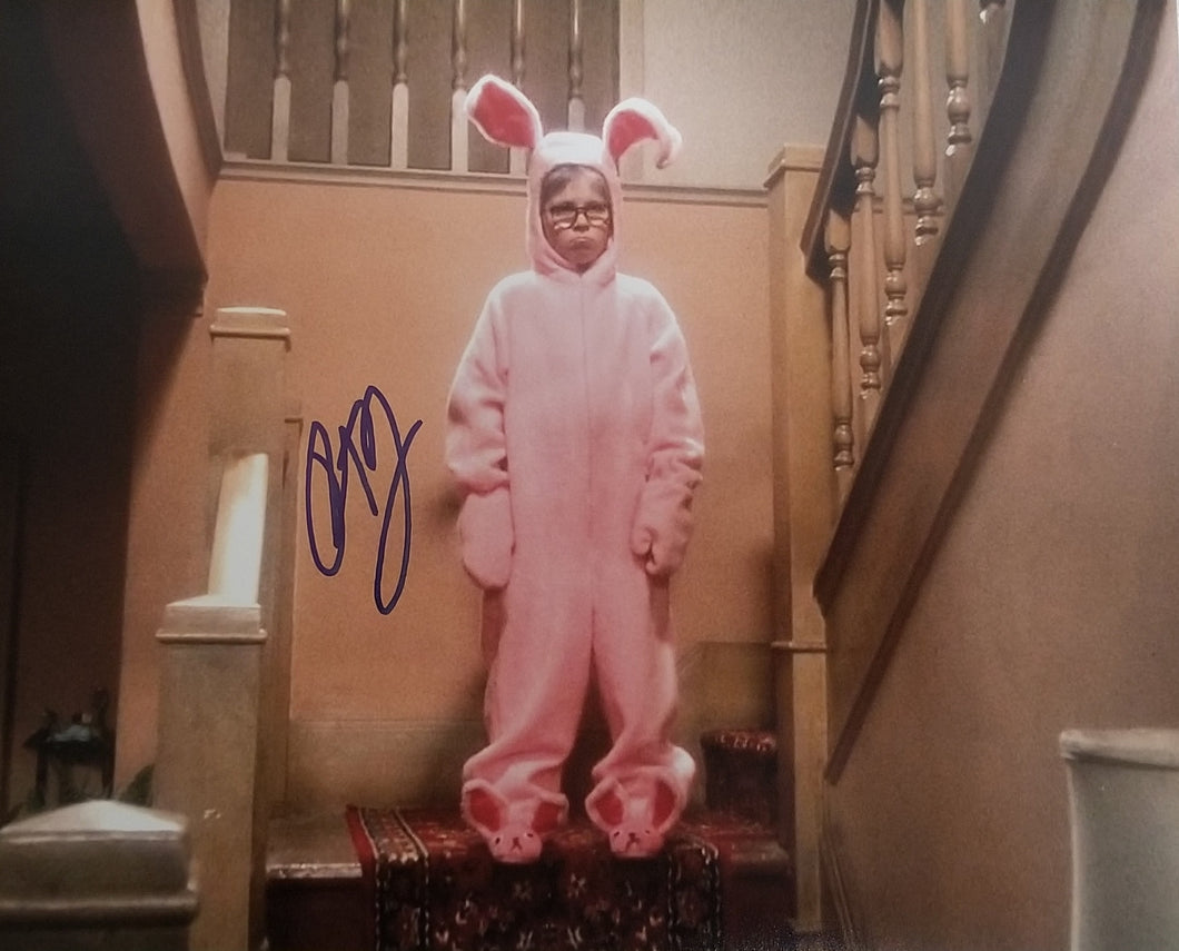 Peter Billingsley - Signed A Christmas Story Image #2 8x10 Photo