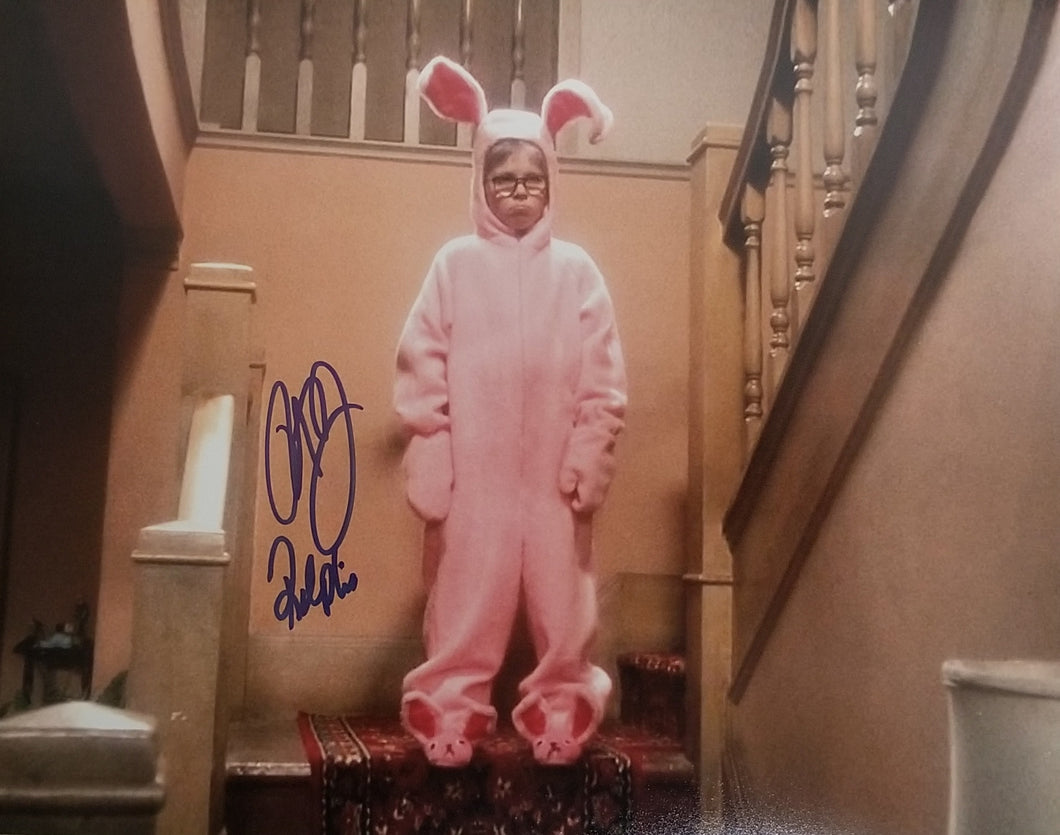 Peter Billingsley - Signed A Christmas Story Image #2 8x10 Photo w/ Character Name Inscription