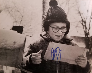 Peter Billingsley - Signed A Christmas Story Image #8 8x10 Photo