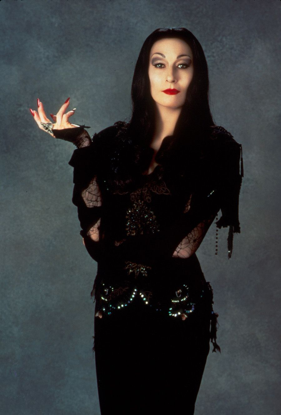 Anjelica Huston - Signed Adams Family Image #2 (8x10, 11x14, 16x20)