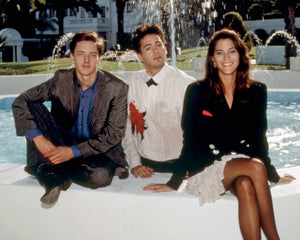 Andrew McCarthy - Signed Less Than Zero Image (8x10, 11x14)