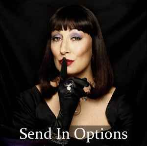Anjelica Huston - Send In Options