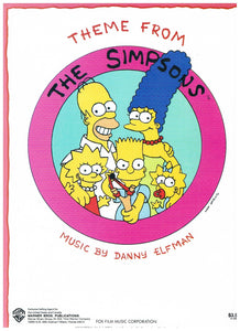 Danny Elfman #21 The Simpsons