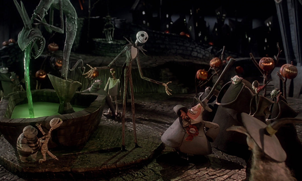 Debi Durst - Signed Nightmare Before Christmas Image (8x10, 11x14)