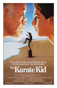 Ralph Macchio and Elisabeth Shue - Dual Signed Karate Kid Image #6 (8x10, 11x17)