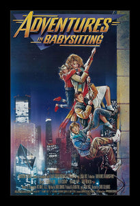 Elisabeth Shue - Signed Adventures in Babysitting Image #6 (8x10, 11x17)
