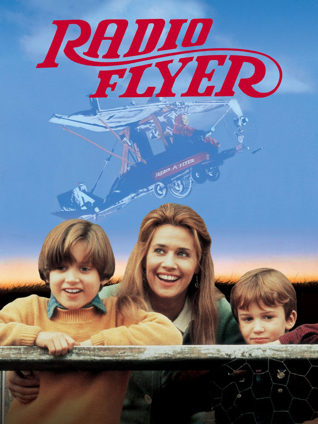 Elijah Wood - Signed Radio Flyer Image (8x10, 11x17)