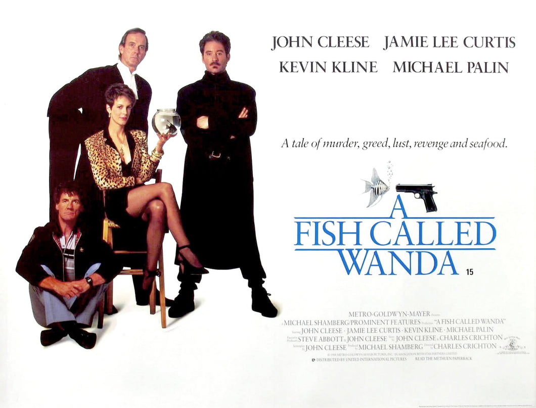 John Cleese - Fish Named Wanda