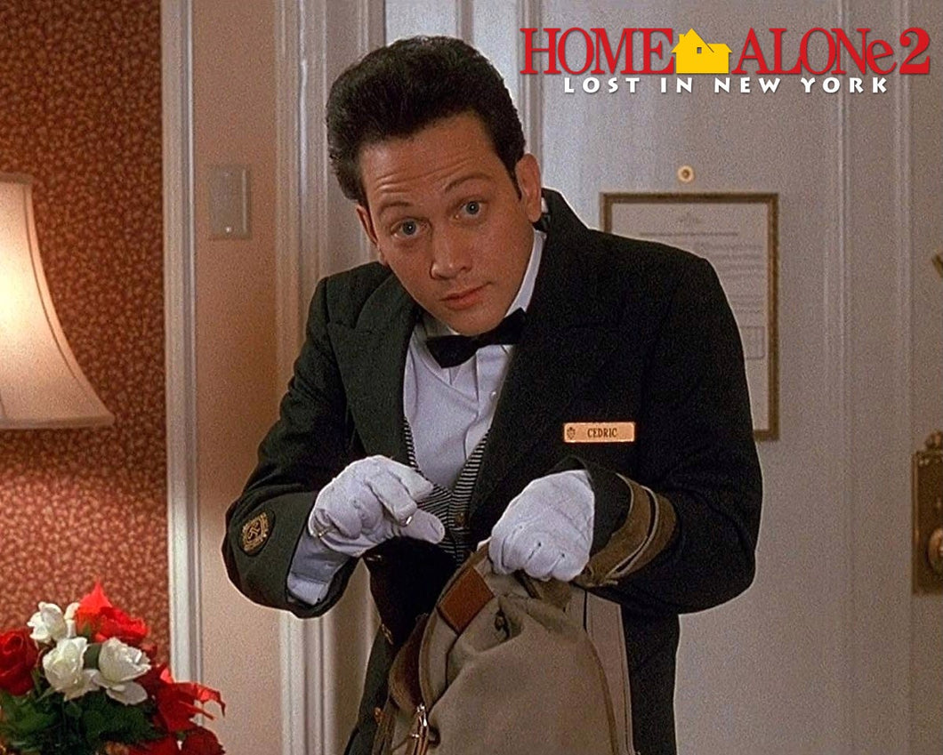 Rob Schneider - Signed Home Alone 2 Image #1 (8x10, 11x14)